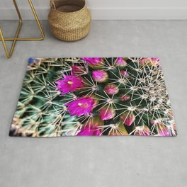 Prickly Beauty Rug