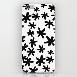 Secret Buttholes - WHITE iPhone Skin