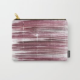 Deep ruby Carry-All Pouch