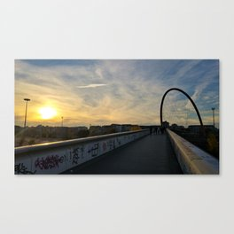 Turin Arc Canvas Print