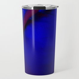 Night swimming Travel Mug