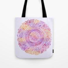 Intricate Sun Tote Bag