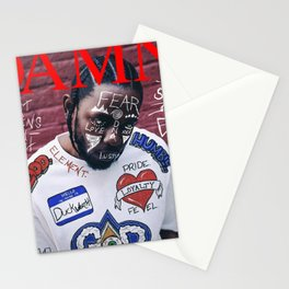 Kendrick Lamar - DAMN. Alternate Album Artwork Cover Stationery Cards