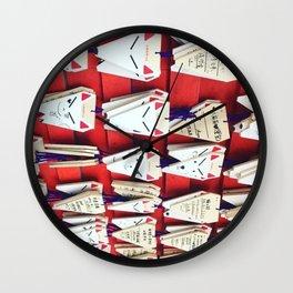 Fushimi Inari Ema Wall Clock