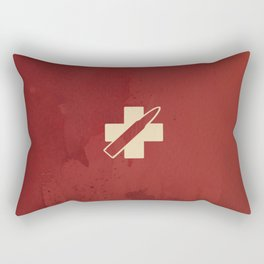 Juggernog Rectangular Pillow