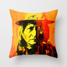 """Know Bull One"" by C2™ Throw Pillow"