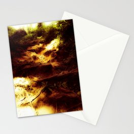 Forest Glow Stationery Cards