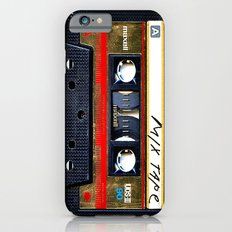 Retro cassette mix tape Slim Case iPhone 6
