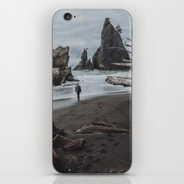 Olympic Coastline iPhone Skin