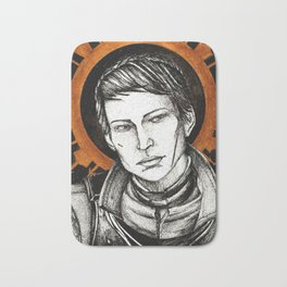 Ladies of Dragon Age: Cassandra Bath Mat