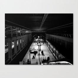 Underground 3 Canvas Print