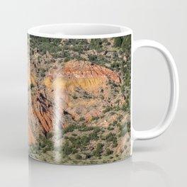 Palo Duro Canyon State Park Landscape Coffee Mug