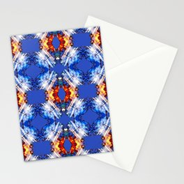 Another look  sunset - Rereading Stationery Cards