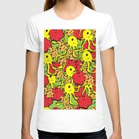monsters T-shirts featuring Monsters by Nastya Bo