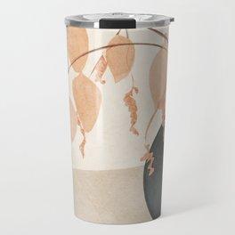 Branches in the Vase Travel Mug