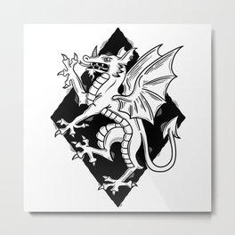 dragon armory Metal Print