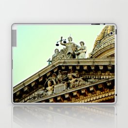 Lady Justice Laptop & iPad Skin