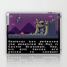 Super Skeletor World Laptop & iPad Skin