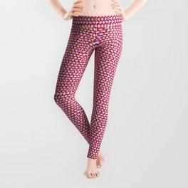 Pop Abstract CMY1 Leggings