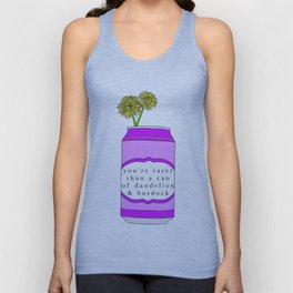 Suck It and See Valentine Unisex Tank Top