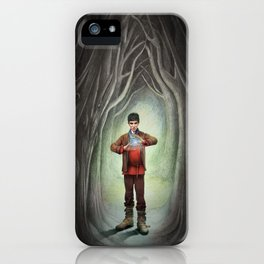 Sorcerer iPhone Case
