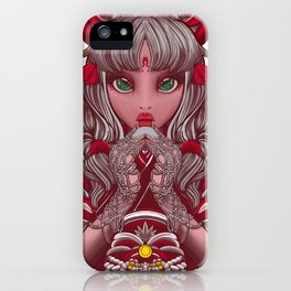 Meek Miko Shrine Maiden iPhone Case