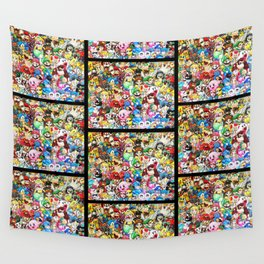 Nintendo Tribute Wall Tapestry