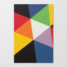 SWISS MODERNISM (MAX BILL) Canvas Print