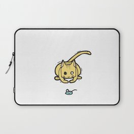 The Tabby 'Mouse Hunt' Laptop Sleeve