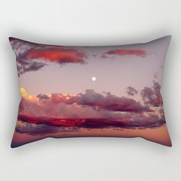 Utah Sunset Rectangular Pillow