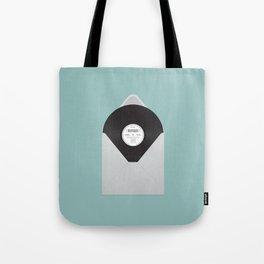 MP33⅓  Tote Bag
