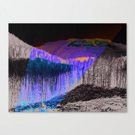 Clayoquot Sound Scenic Corridor Canvas Print