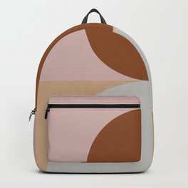 Abstract Geometric #fallwinter #colortrend #decor Backpack