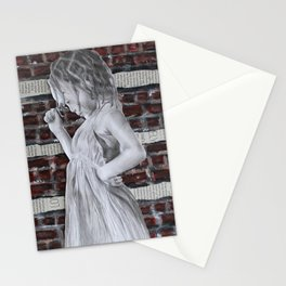 A Certain Shade of Red Brick Stationery Cards