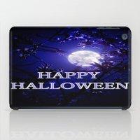 halloween iPad Cases featuring HALLOWEEN by WhimsyRomance&Fun