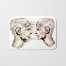 Love is all ! Bath Mat
