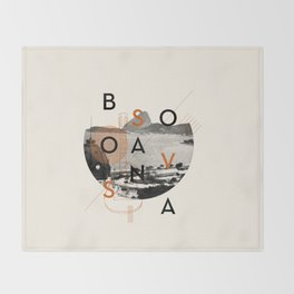 Bossa Nova Throw Blanket