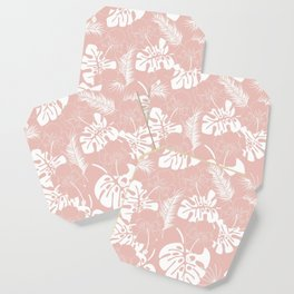 Tropical pattern 020 Coaster