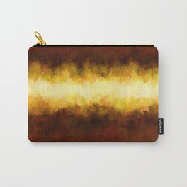 Liquid Gold Sunbeam with Burnished Bronze Carry-All Pouch