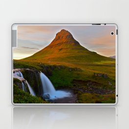 The Mountain & The Falls Laptop & iPad Skin