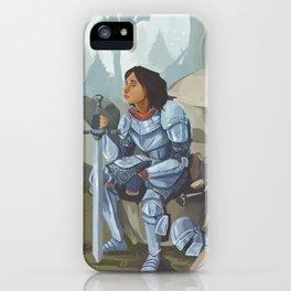 After Battle iPhone Case