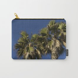 Family of Three Palm Trees Carry-All Pouch