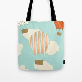 Away We Go Tote Bag