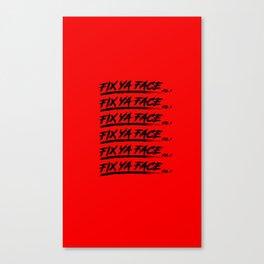 F.Y.F vol.1 Canvas Print