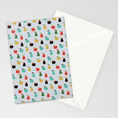 Apples + Pears Stationery Cards