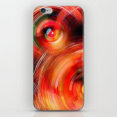 Secret Neural Pathways of an FM Synth #abstract iPhone & iPod Skin