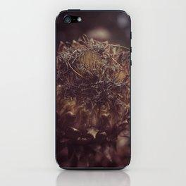 Dead Flower iPhone Skin