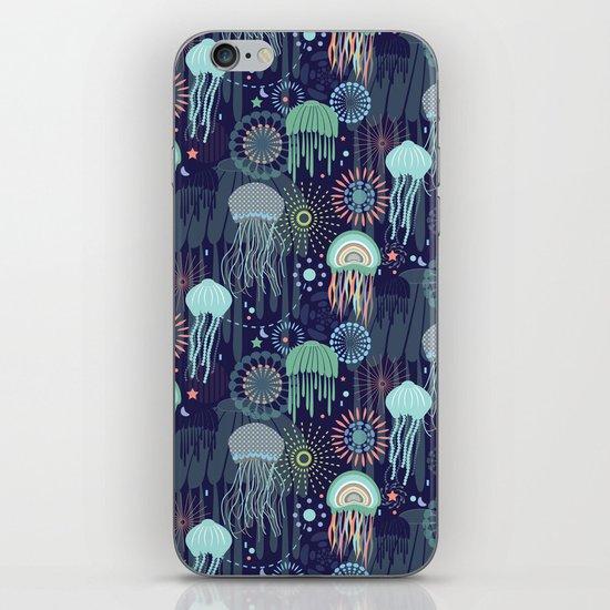 Sparkling Jellies iPhone & iPod Skin