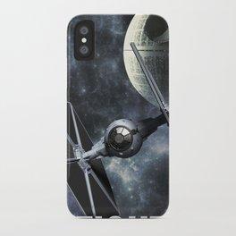 Star Wars - Tie Fighter iPhone Case