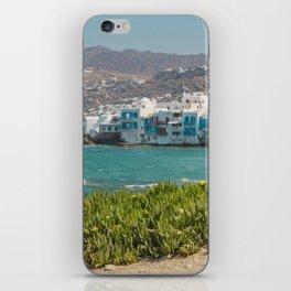Mykonos iPhone Skin